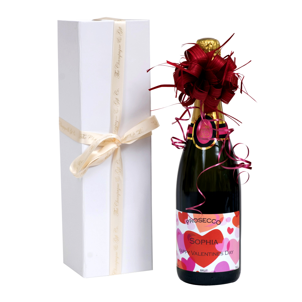 Valentines-prosecco-in-white-presentation-box