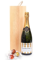 personalised-champagne-and-chocolate-gift-set