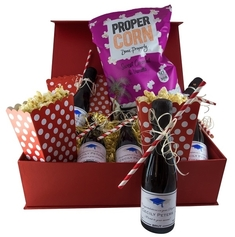 funky-personalised-prosecco-and-popcorn-hamper