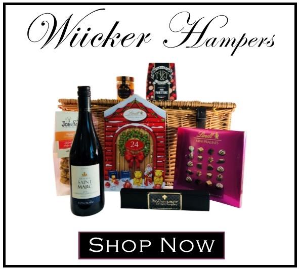 wicker-hampers