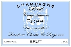 Bobbi-Champagne-label