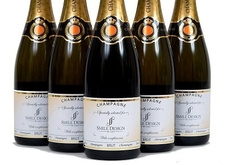 personalised-Corporate-champagne-bottles
