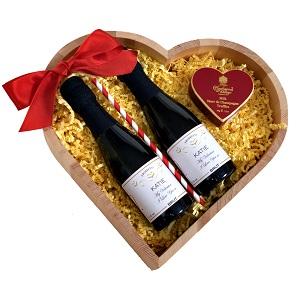 miniature-rose-champagne-bottles